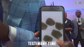 Stones were found in her body & Healed from liver condition - Testimony