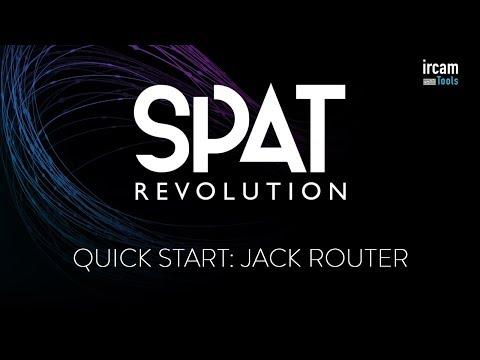 Spat Revolution Quick Start Jack Router