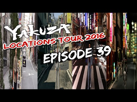 Yakuza『龍が如く』Locations Tour 2016 - Hotel District【ホテル街】- Kabukicho Tokyo