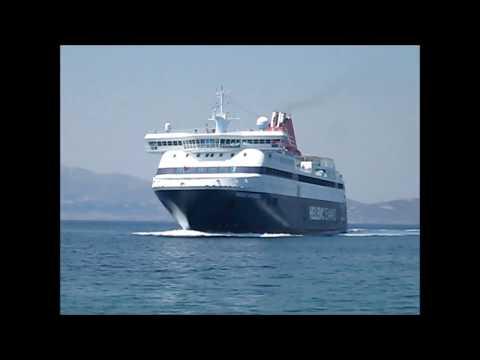 NISSOS MYKONOS - Παροναξία (Trip to Paros-Naxos)