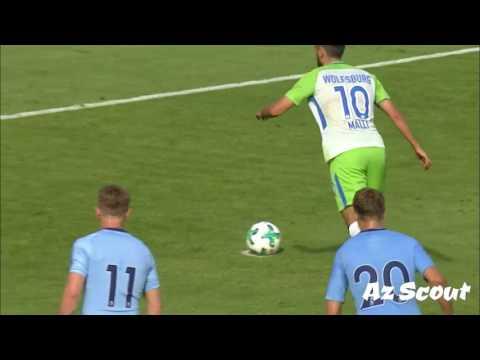 YUNUS MALLI vs Newcastle United HD 720p (2017/2018) Pre Season by Az Scout