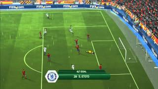 Baker joaca Fifa 14 MP ,,Duel intre titani,, #4