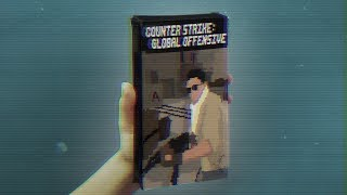 cs:go de_mirage VHS tape one