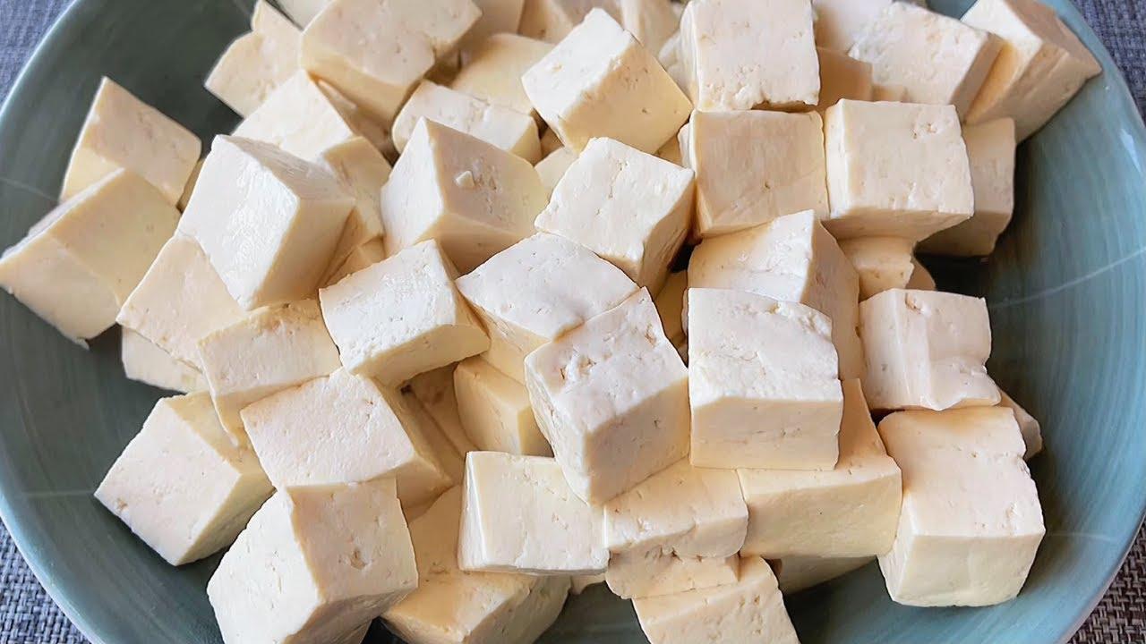 【小穎美食】豆腐這樣做太好吃了,天天吃都不膩,給肉都不換,做法很簡單