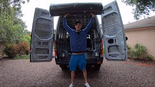 The BEST Insulation For Your Van & How To Install It!!!