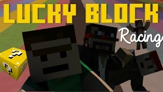 lucky block racing   high stakes with hwnt omgchad and capatinsparklez