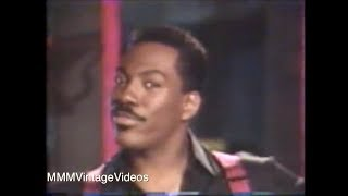 Eddie Murphy give Props to his Rapping Brother!