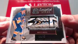 2013-14 Upper Deck The Cup Case Break #4 - SICK CASE! LOADED