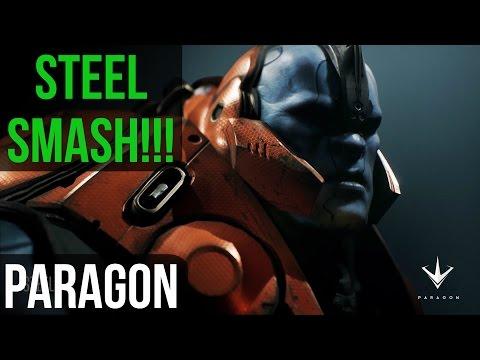 Doomsday Steel!!! - Steel Monolith Deck Build - Paragon PS4