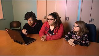 Girls Who Code ...at the Pasadena Library