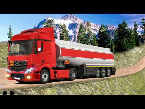 Oil Tanker City Fuel Cargo - Best Android Gameplay HD