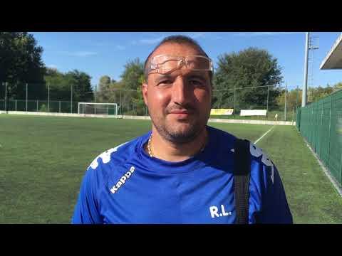 San Mauro-Gassino SR 3-0, le parole di Rosario Ligato - YouTube