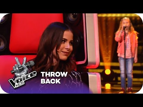 Sarah Connor - Wie Schön Du Bist (Emma) | Blind Auditions | The Voice Kids 2016 | SAT.1