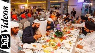 Dubai gurudwara serves Iftar to Muslims during Ramadan