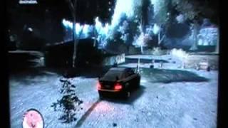 GTA IV secret hidden car- Sultan RS