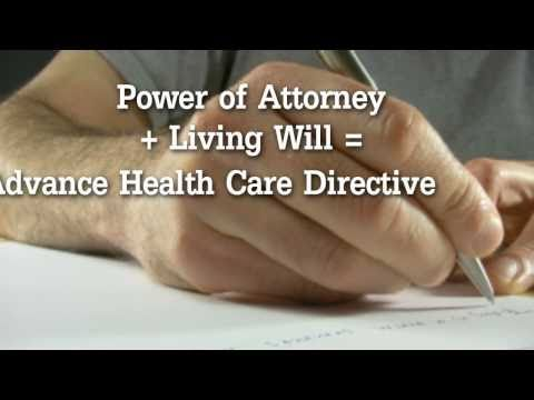 Living Wills and Powers of Attorney