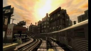 Ленинград - Мне Бы В Небо - Grand Theft Auto 4