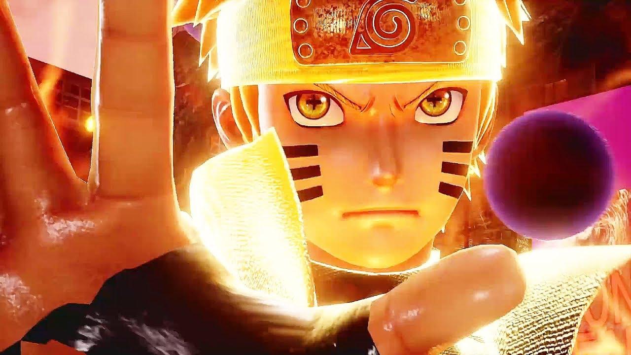 The Last Naruto The Movie Trailer English Subbed Youtube