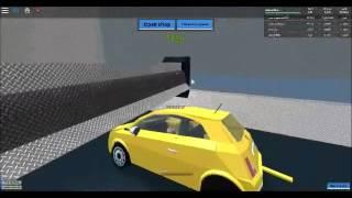 Roblox - Car Crusher - Episode 1