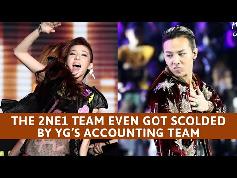 Sandara Park Reveals 2NE1 Spent 3x More Money On Outfits Than BIGBANG