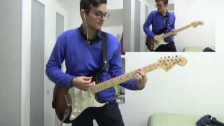 Violet Hill - Coldplay (Guitar Cover).