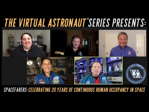 Astronaut Panel: Celebrating 20 Years of Humans on the International Space Station