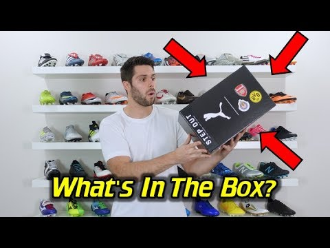 What Did Puma Send Me?
