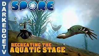 #12 Let There Be Life! | Recreating Spore's Aquatic Stage