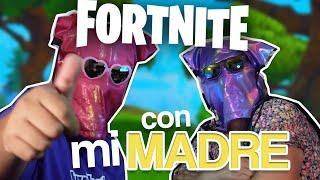 MI MAMÁ Y EL MOMENTO GAMER