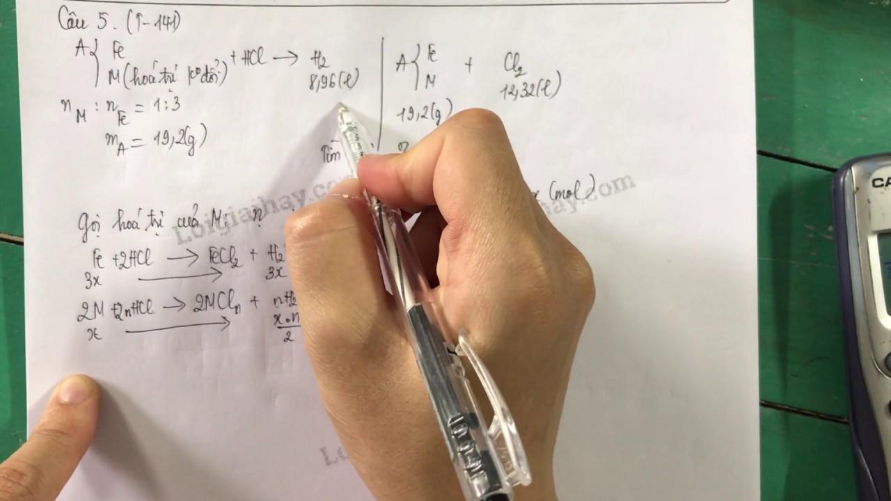 Giải bài 5 trang 141 SGK Hóa học 12