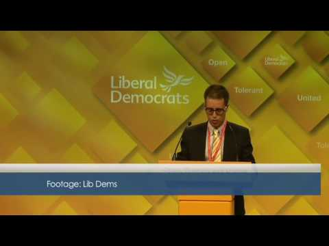Impact of Brexit on Gibraltar raised by Garcia at Lib Dem Conference