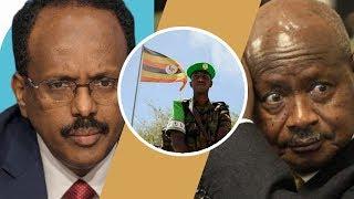 Wararkii ugu Danbeeyey Madaxweynaha uganda oo Diiday inuu Ciidamada Labaxo & Hanjabaada Soomaaliya