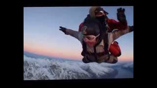 JT SkyDive NZ Queenstown 19,000ft @Sunset