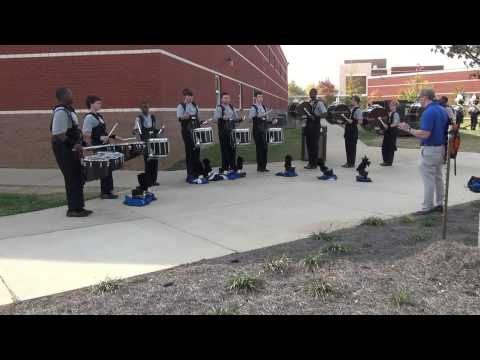 Oxford High School Drumline (Part 2)