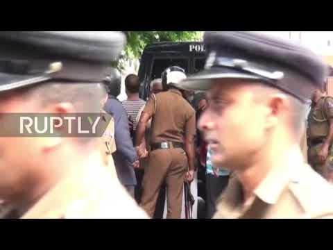 Sri Lanka: Police detain seven suspects in relation to bombings