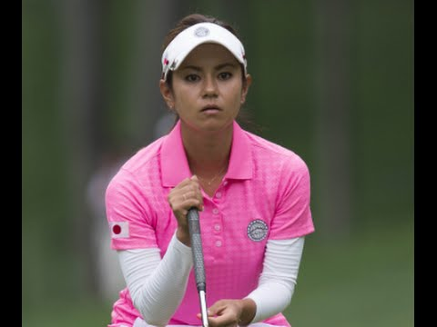 Ai Miyazato's (LPGA) Signature Putting Path