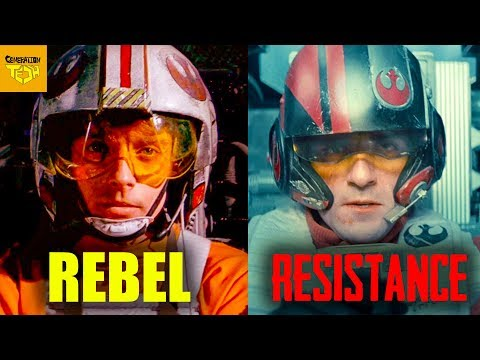 How the Rebellion Became the Resistance