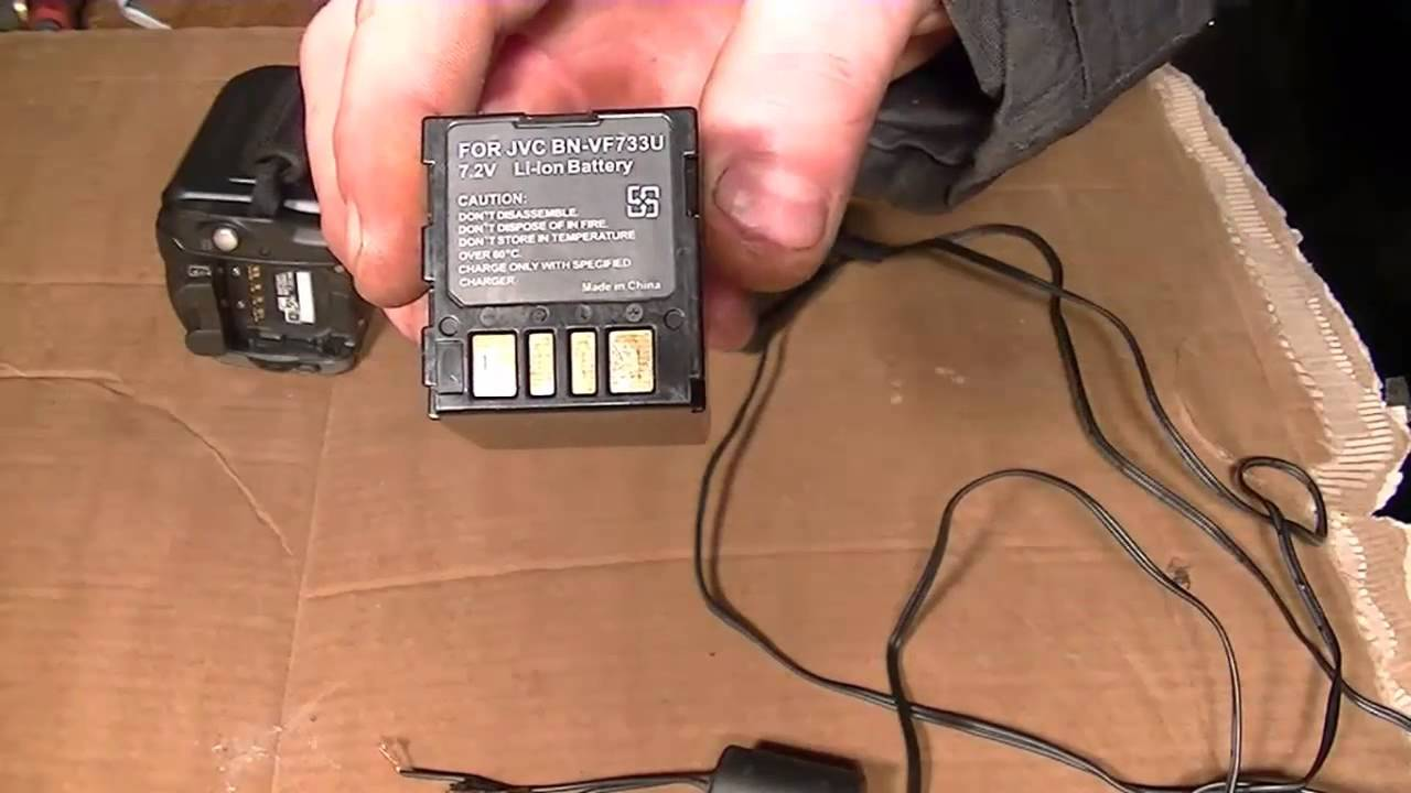 How To Charge A Battery Without The Charger Hillbilly Tos Makita Wiring Diagram Youtube
