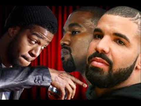 the truth behind the Kid Cudi vs Kanye West and Drake Beef