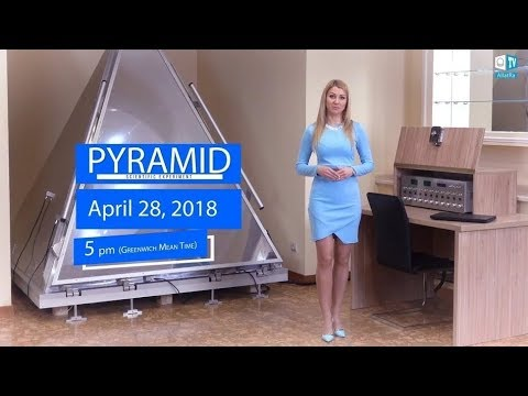 PYRAMID Experiment. We invite you to participate. Telepathic transmission of signs.