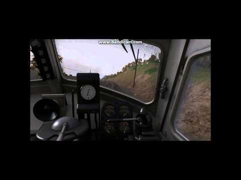 Train Simulator 2013 PRR Baldwin Centipede Addon |