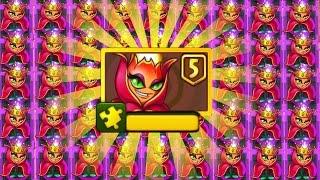Plants Vs Zombies 2 - Max Level Super Rose Plant Vs Zomboss! PvZ 2 China