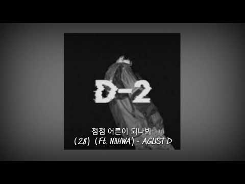 [1 HOUR LOOP] Agust D - '28' (Feat NiiHWA)
