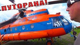 Дикая Сибирь | Самолетом | Вертолетом | Воздушной Подушкой | Рыбалка