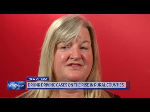 TSR: Rural County DWI Rise