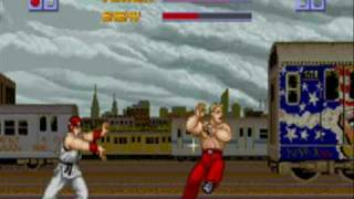 Street Fighter Playthough Part 2