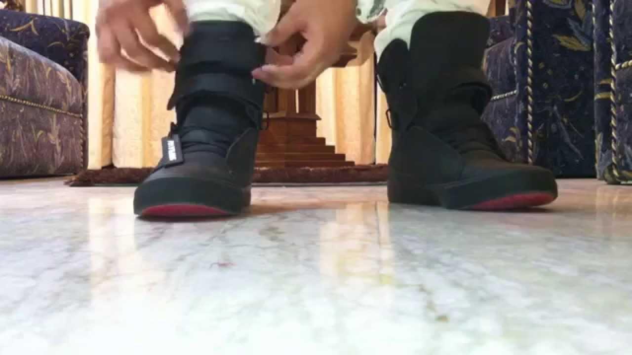 supra tk on feet