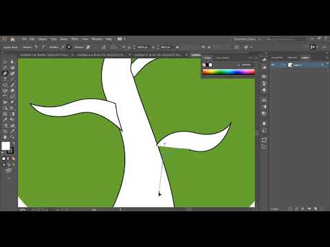 8th Logo Design Tutorial : How to make a Logo in Adobe Illustrator CC thumbnail