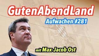 Aufwachen #281: Gott, Bayerns neuer König & Zuckerbergs Facebook-Problem (mit Max-Jacob Ost)