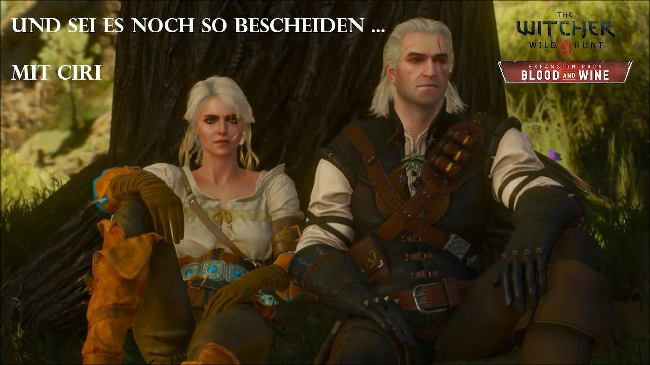 Witcher 3 Ende Ciri